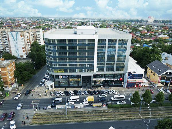 Торгово-офисный комплекс Ставропольский