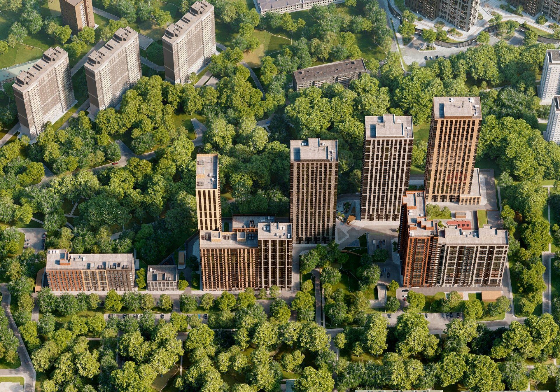 жилой комплекс Фестиваль парк-2