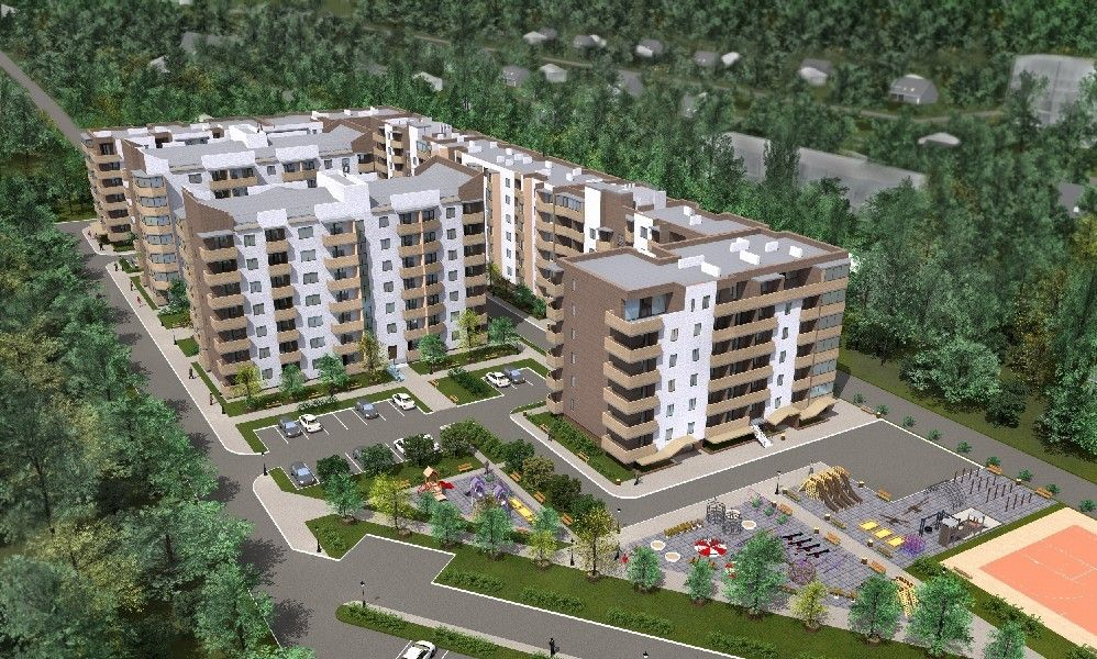 жилой комплекс Новый Квартал
