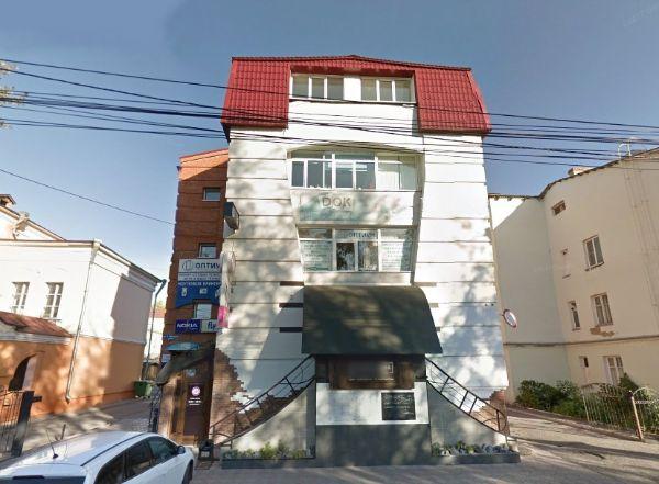 Отдельно стоящее здание на ул. Карла Маркса, 17А