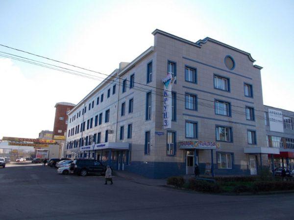 Бизнес-центр Круиз