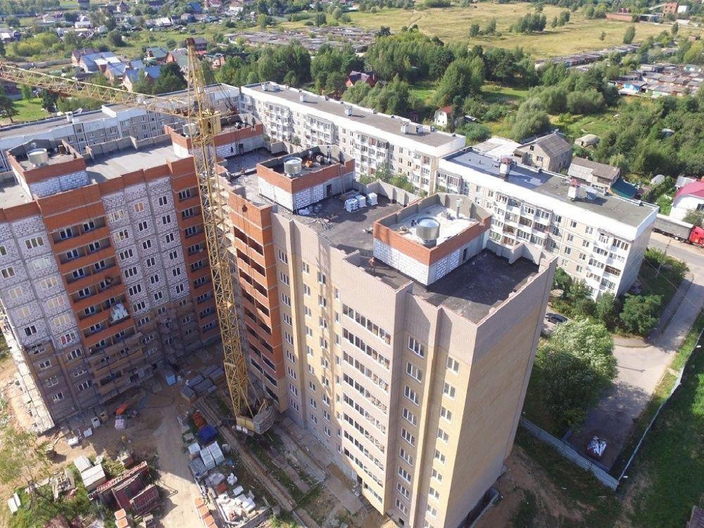 фото ЖК Микрорайон в Большевике
