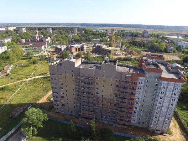 6-я Фотография ЖК «Микрорайон в Большевике»
