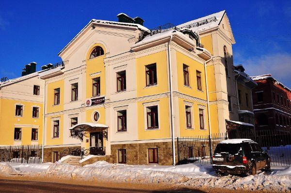Офисное здание на ул. Лесная, 11В