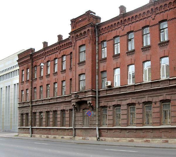 Бизнес-центр Новгородский