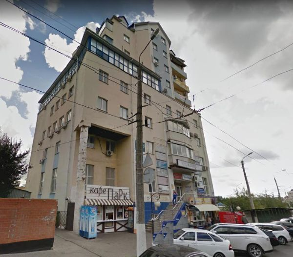 Бизнес-центр на ул. Попова, 58