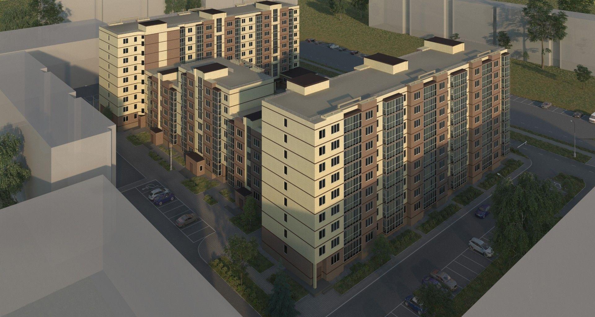 купить квартиру в ЖК На Дачной