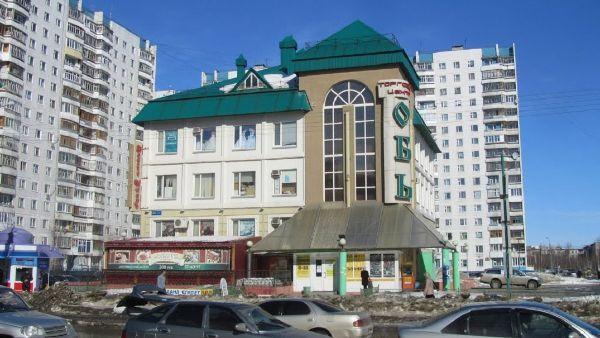 Торговый центр Обь