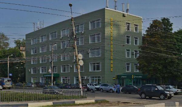 Торгово-офисный комплекс на  проспекте Ленина, 127