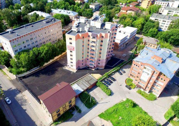 1-я Фотография ЖК «по ул. Первомайская, 35»