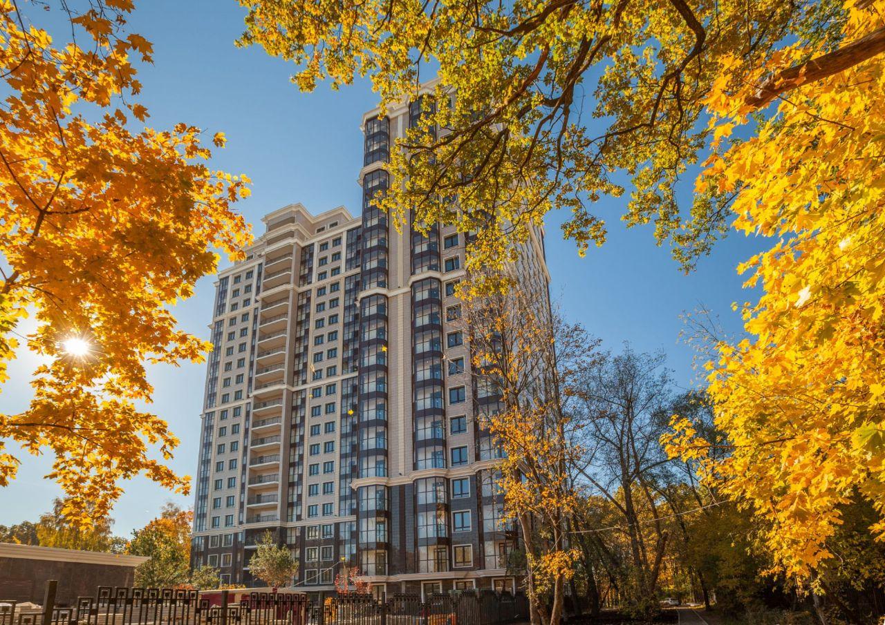купить квартиру в ЖК Тимирязев парк