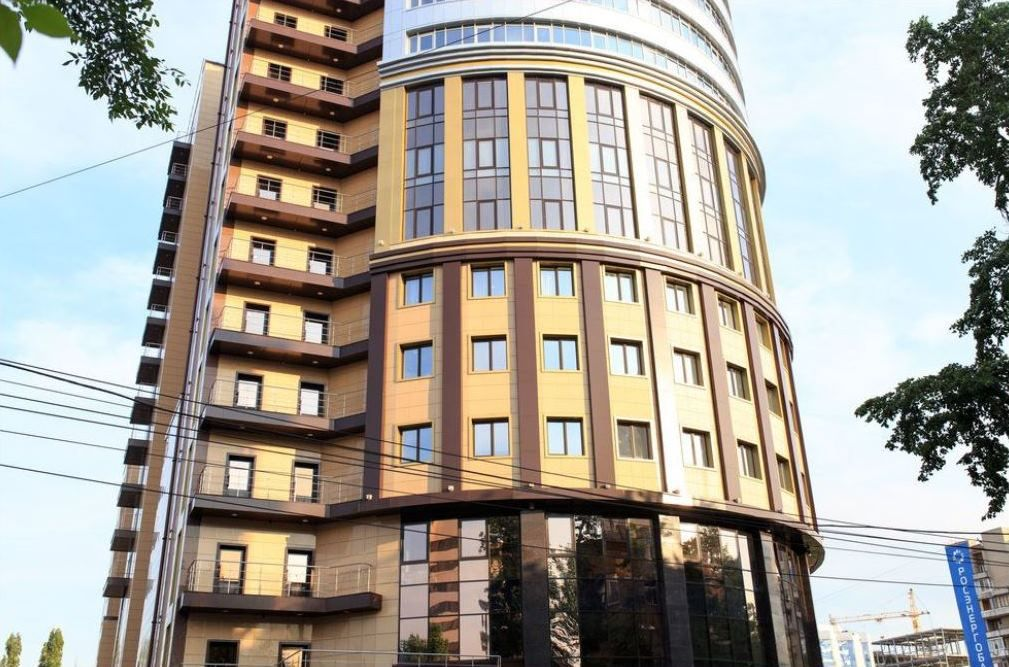 Бизнес Центр Романовский
