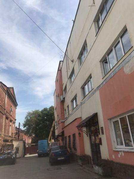 Бизнес-центр на ул. Кожевенная, 1А