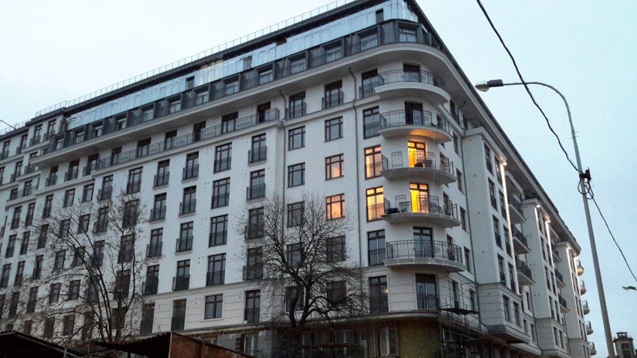 жилой комплекс Аристократ