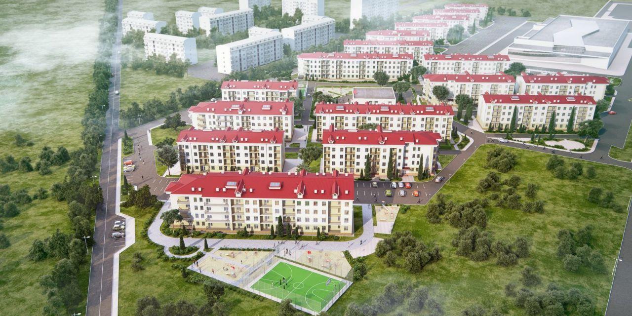 жилой комплекс Столичный квартал
