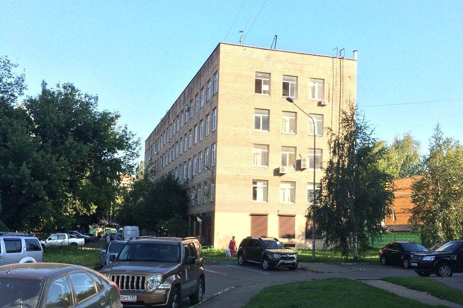 аренда помещений в БЦ в 1-м Люберецком проезде, 2с1