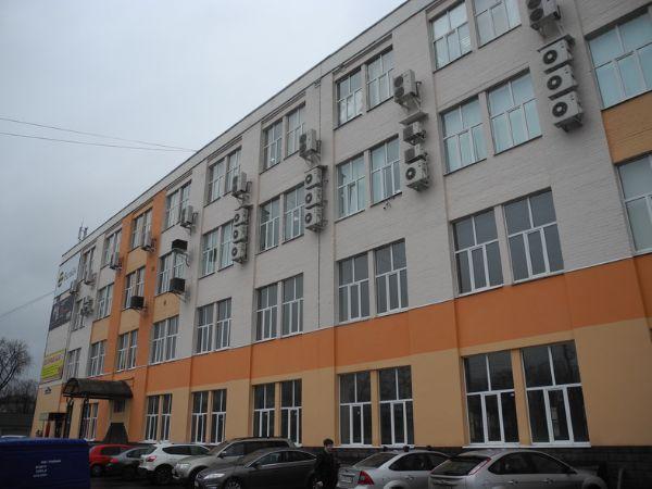 Офисное здание на ул. Московская, 289