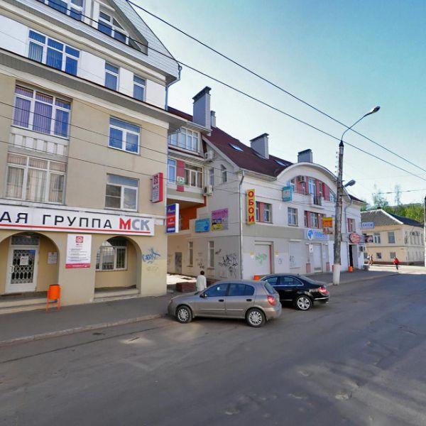 Отдельно стоящее здание на ул. Симеоновская, 1