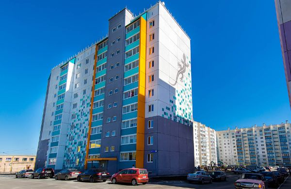 1-я Фотография ЖК «по ул. Бажова»