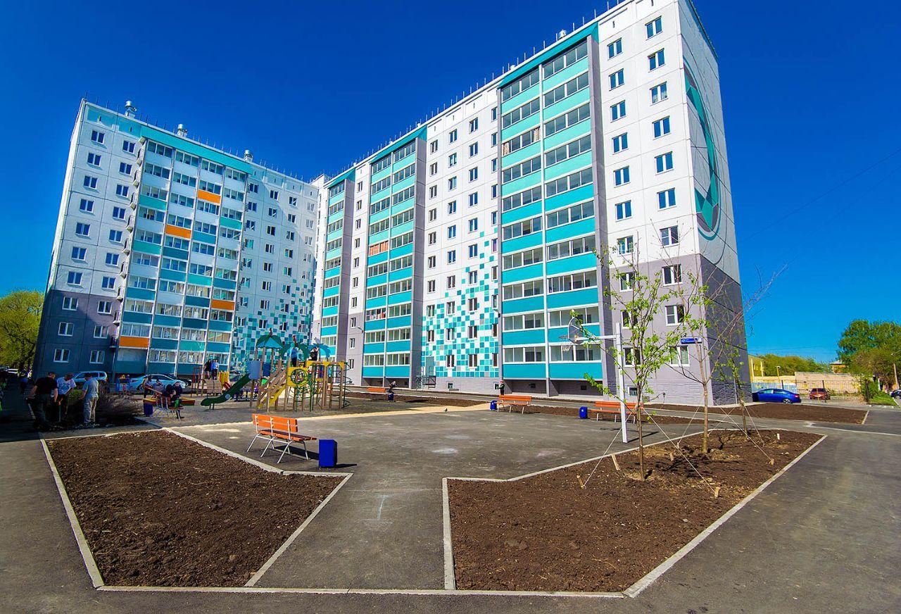 купить квартиру в ЖК по ул. Бажова