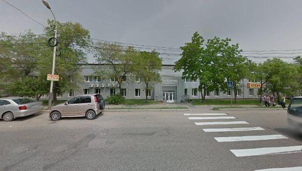 Офисный центр на ул. Промышленная, 20Б