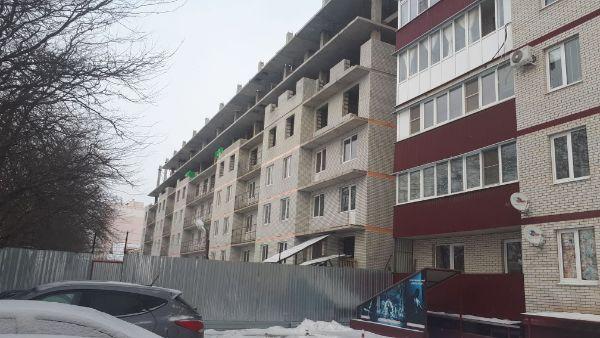1-я Фотография ЖК «Сызранова 23-1»