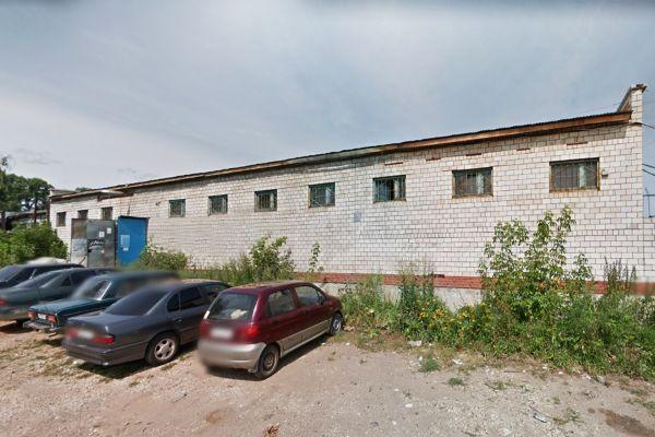 Производственный цех на ул. Гагарина, 51Ак1