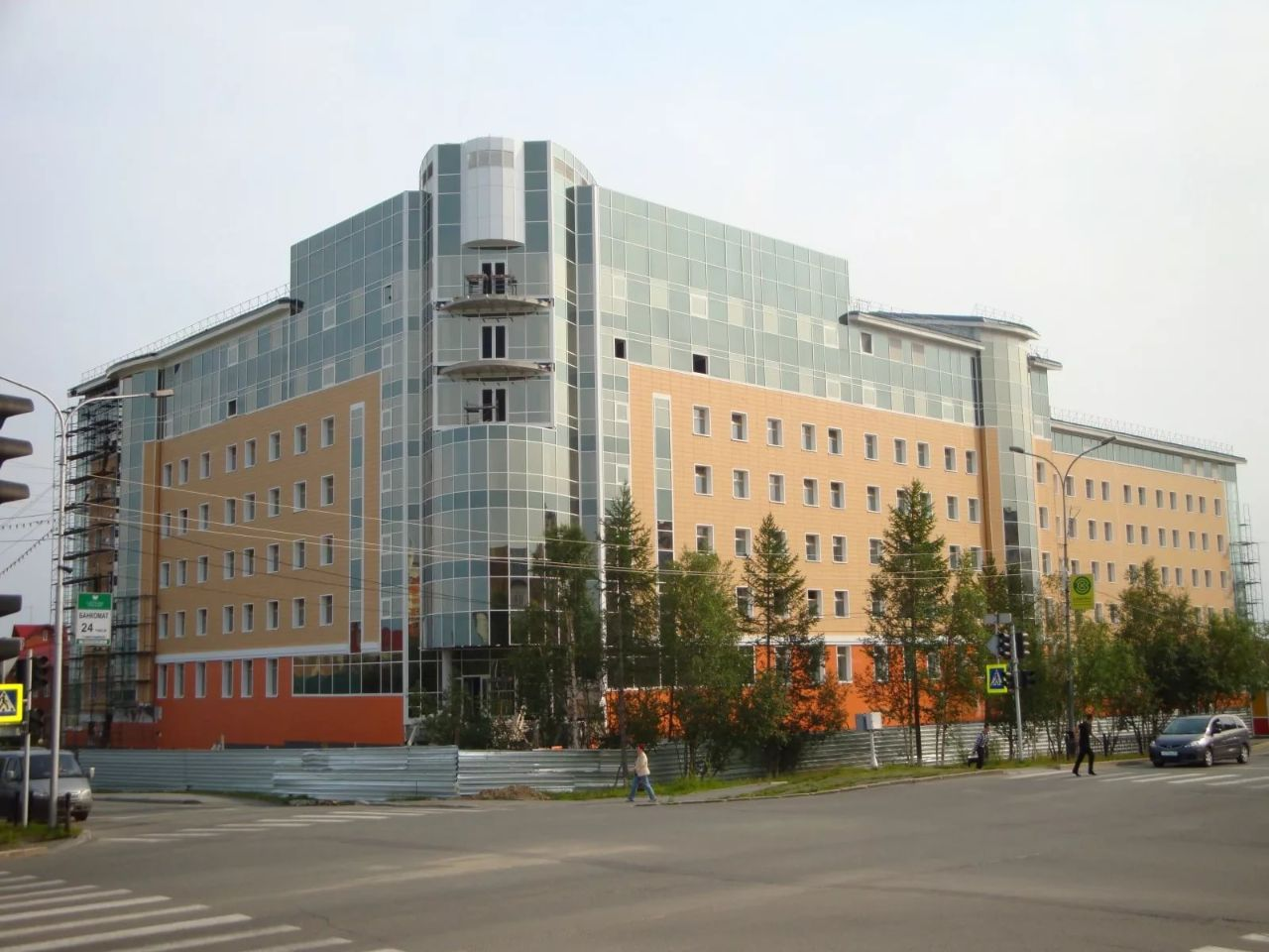 аренда помещений в БЦ Ямал-Плаза