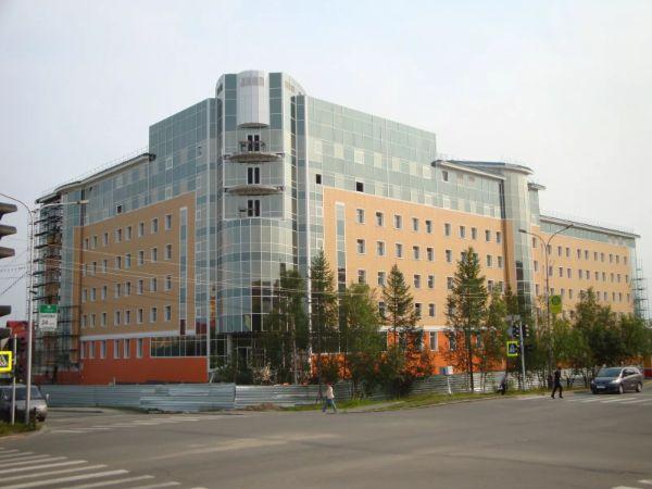 Бизнес-центр Ямал-Плаза