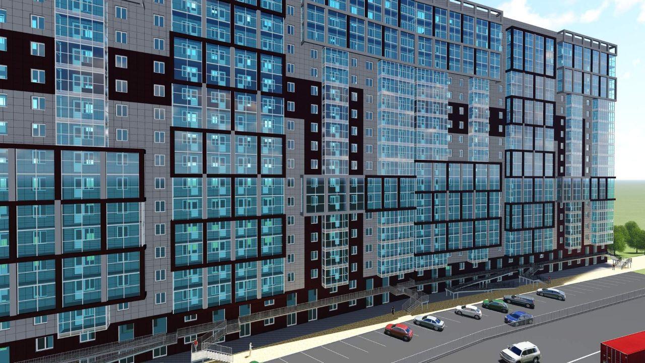 купить квартиру в ЖК Байкал-Сити