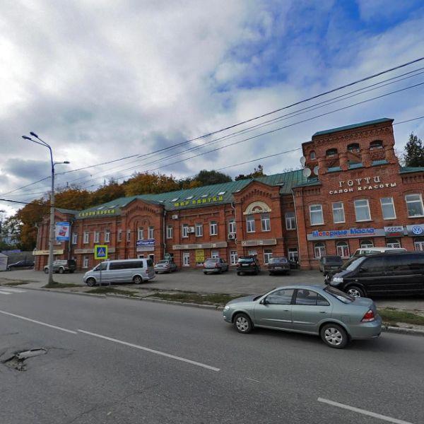 Бизнес-центр на Большой Нижегородской, 71