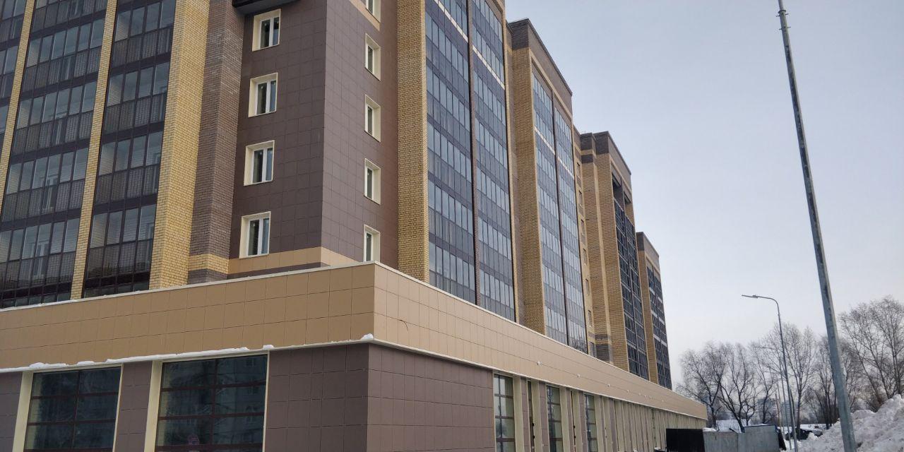 жилой комплекс ул. Баруди