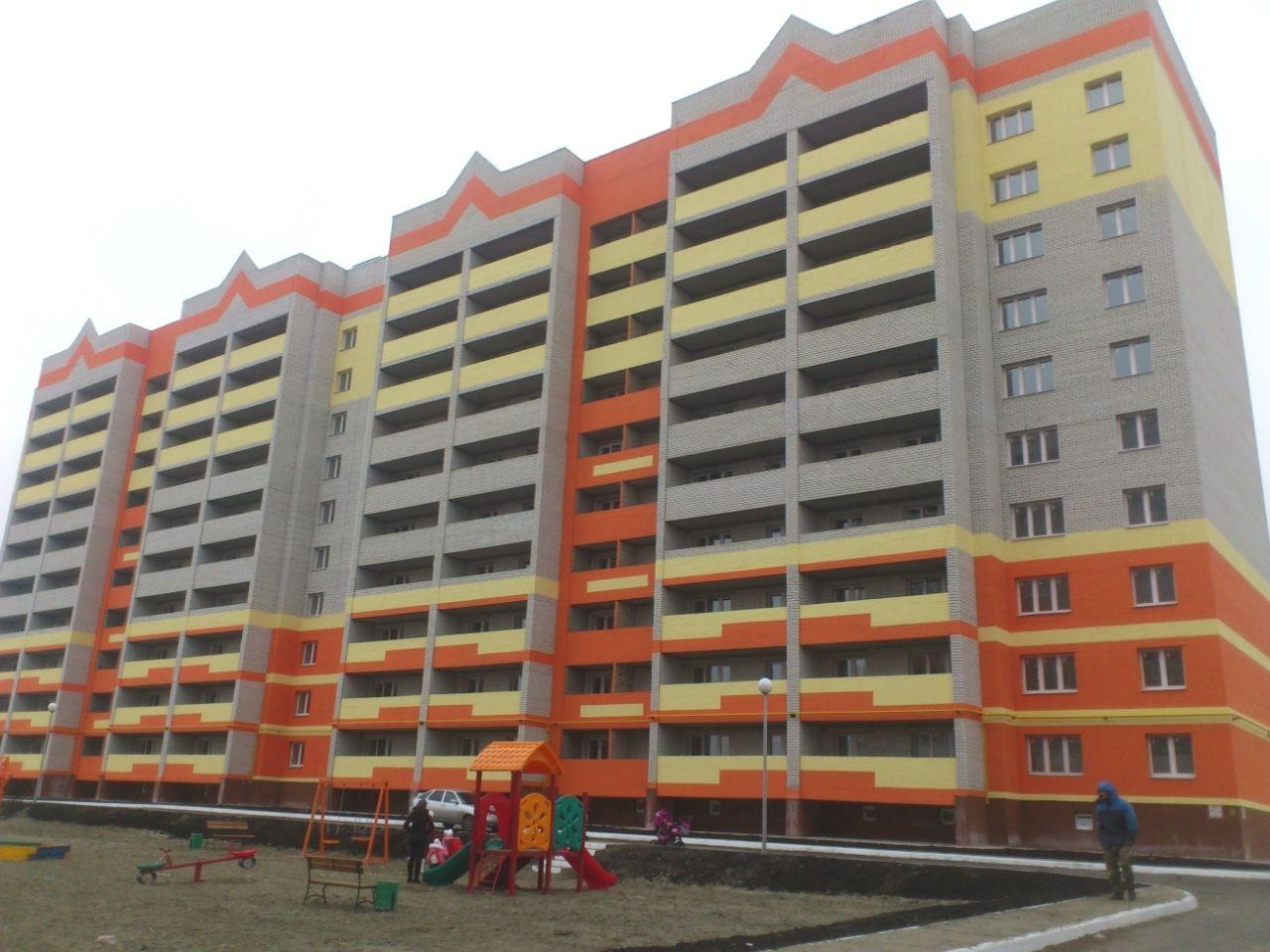 жилой комплекс По ул.Кольцова 15
