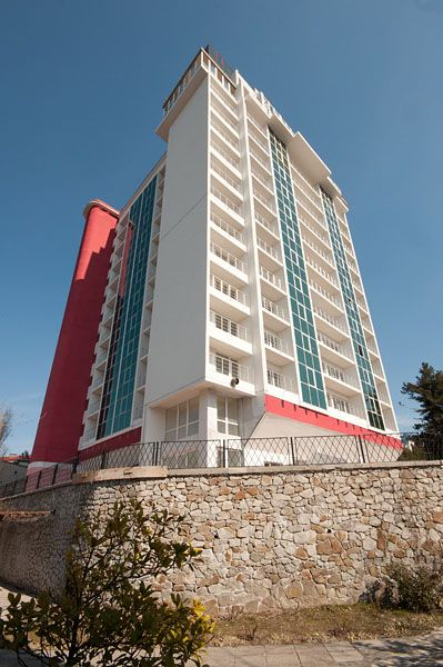 1-я Фотография ЖК «Жилой дом с мансардой в Алуште»