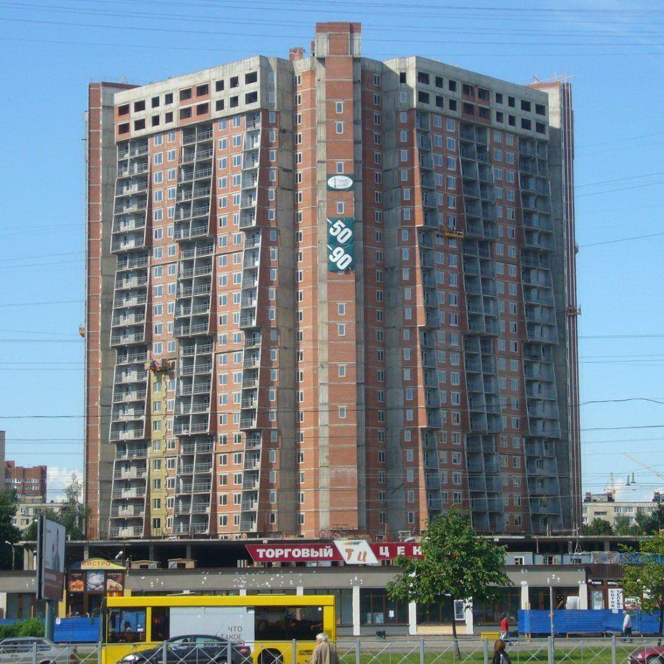 продажа квартир Большевиков пр. 7 к.3
