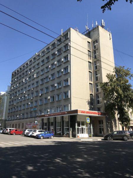 Офисное здание на ул. Гуртьева, 2