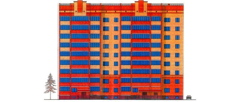 жилой комплекс ул. Петрова