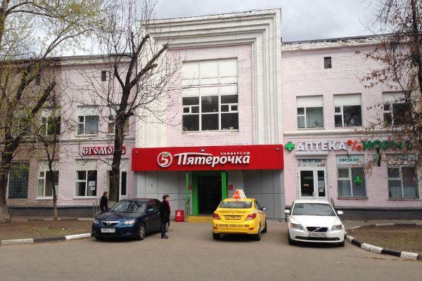 Торгово-офисный комплекс на ул. 2-я Карачаровская, 1с1