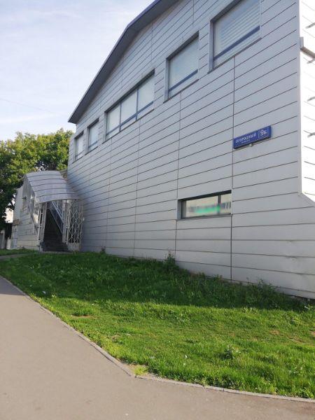 Офисное здание в Огородном проезде, 9Бс1