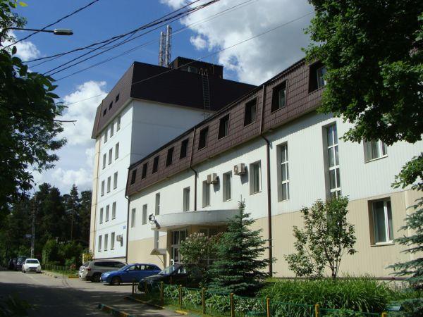 Офисное здание на ул. Павловская, 14б