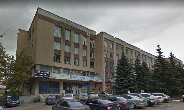 Офисное здание на ул. Степана Разина, 17А