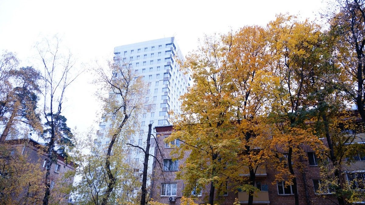 жилой комплекс Бабушкинский Парк (Мос-Анжелес)