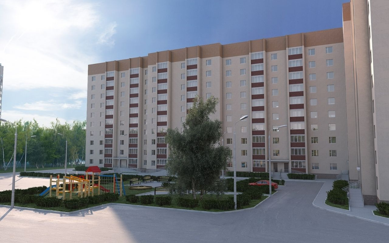 купить квартиру в ЖК Дубрава