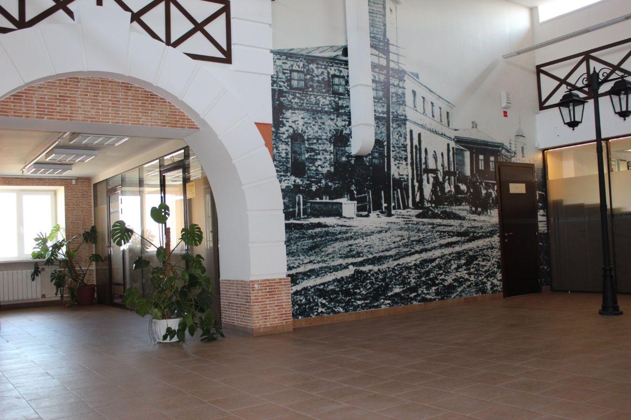 Бизнес Центр Ямская Слобода