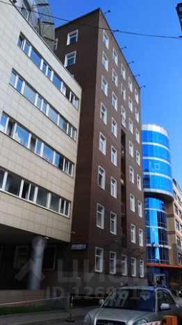 Помещение для фирмы Ямского Поля 1-я улица аренда офиса в перми