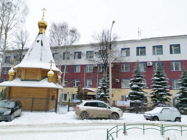 Офисное здание на ул. Локомотивная, 106А