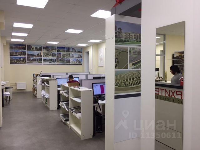 Аренда офиса м.академическая 123м сделки по коммерческой недвижимости