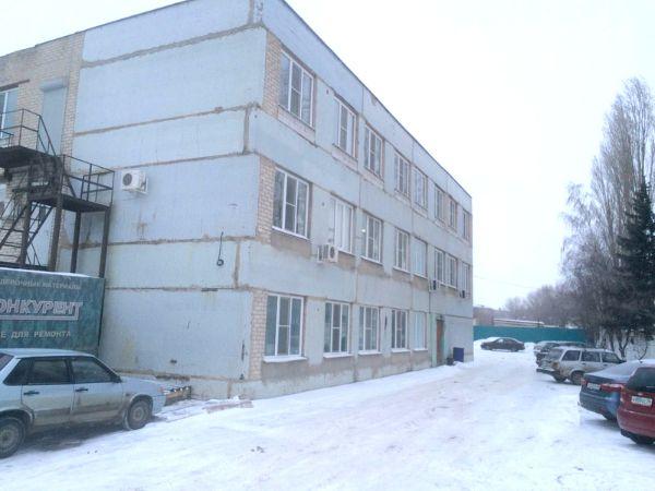 Производственно-складской комплекс на ул. Циолковского, 28