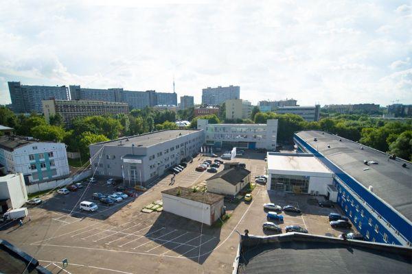 Бизнес-парк Касаткина