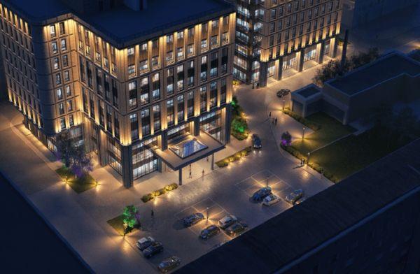 Бизнес-центр Атлас Сити (Atlas city)
